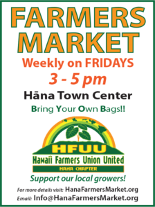Hana Farmers Market