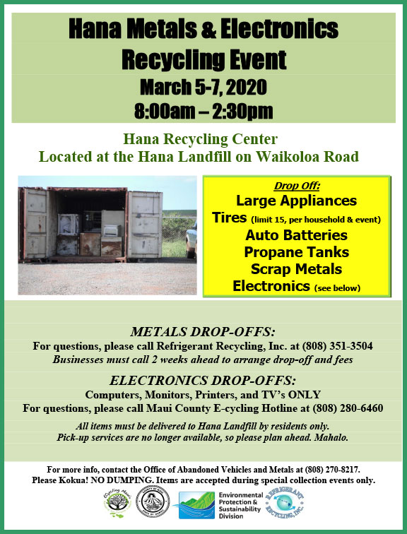 Hana Metals & Electronic Recycling