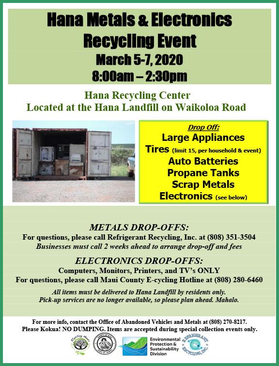Hana Metals & Electronic Recycling
