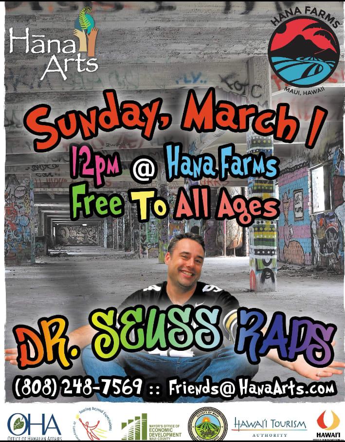 Dr. Seuss Raps