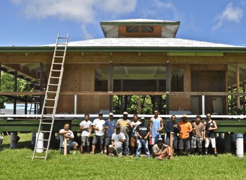 Kahanu Garden Education Center
