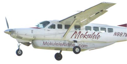 Mokulele lands Hana contract after Makani Kai withdraws its bid