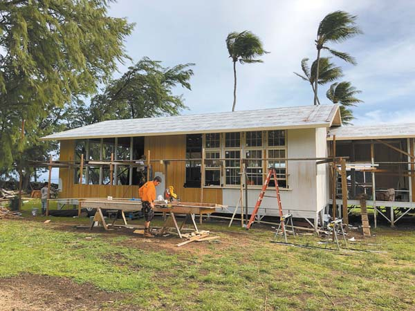 Kaupo community hopes to restart schoolhouse project