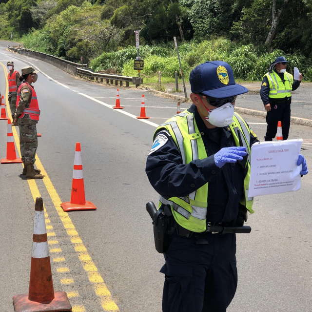Hana Highway (Route 360) local access restriction continues through June 30