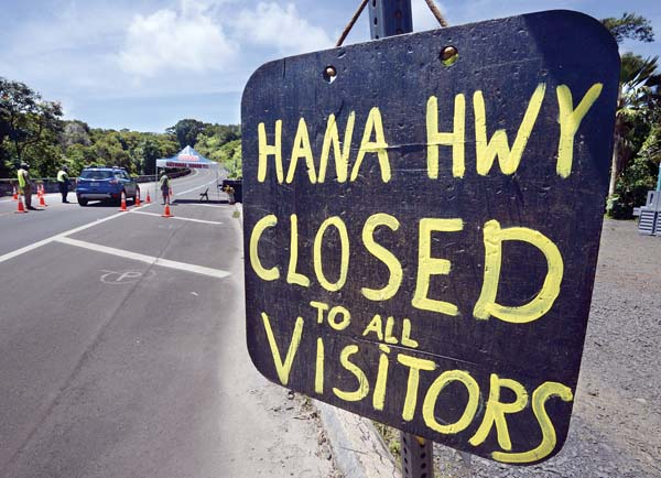Ige OKs extension of Hana roadblock