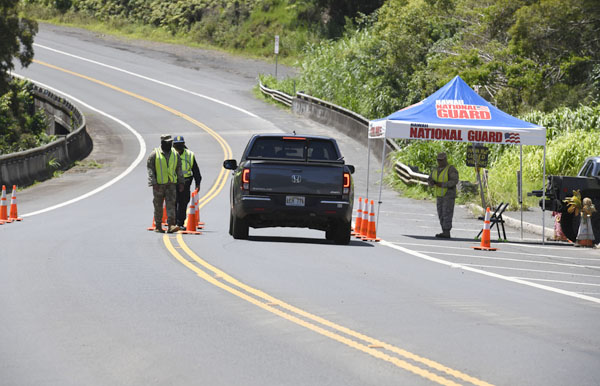 Traffic to Hana picking up since road reopened