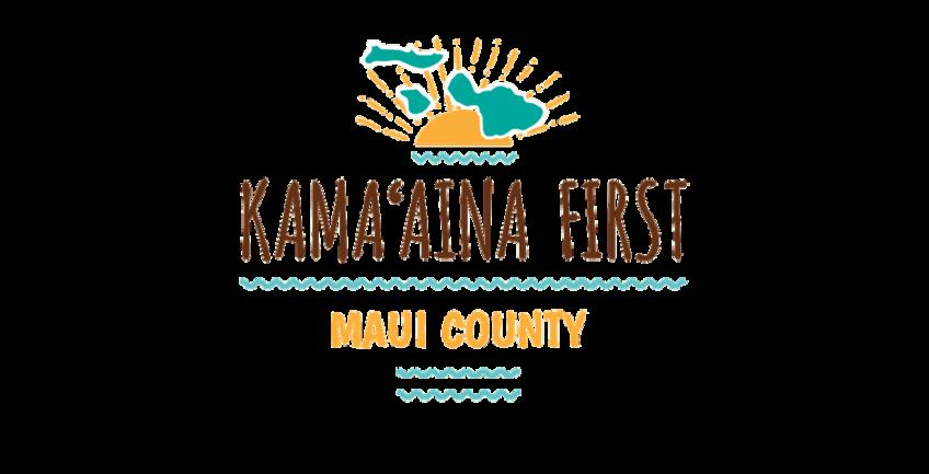 Kama'aina First team merging the ShopSmallMaui.com website into the KamaainaFirst.com website