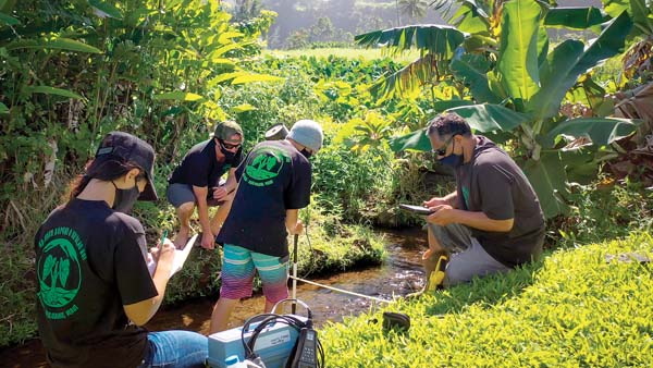 Nonprofits tackle conservation work through CARES funds