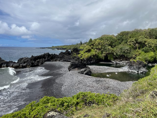 The Tourists Are Back. In Rural Hana, The Residents Aren't Happy