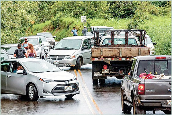 Issues, possible remedies discussed for Hana Highway