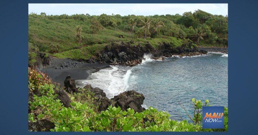 California Visitor Dies After Falling into Ocean at Waiʻānapanapa