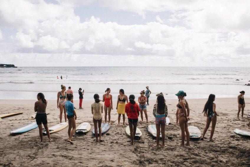 Wahine Kai Surf Camp