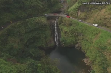 'No parking' signs on East Maui have helped keep rescue numbers down for now